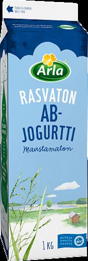 Arla AB rasvaton maustamaton jogurtti, laktoositon