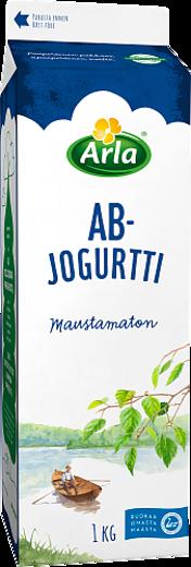 AB maustamaton jogurtti, laktoositon