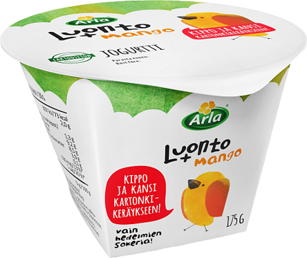 mangojogurtti laktoositon