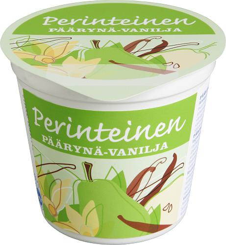 Perinteinen Päärynä-vaniljajogurtti 150 g