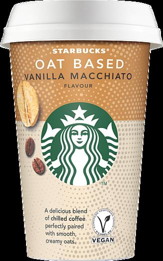 Plant Based Oat Vanilla