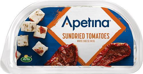 Apetina® Snack Aurinkokuivatut tomaatit 100 g