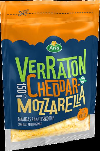 Arla Verraton Cheddar-Mozzarella Raaste