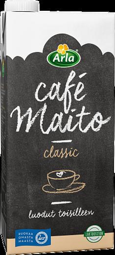 Café -maito laktoositon (UHT)