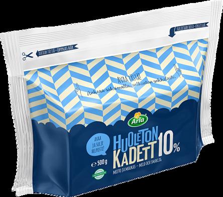 Huoleton Kadett 10 %