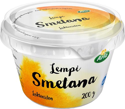 Arla® Lempi Smetana laktoositon 200 g