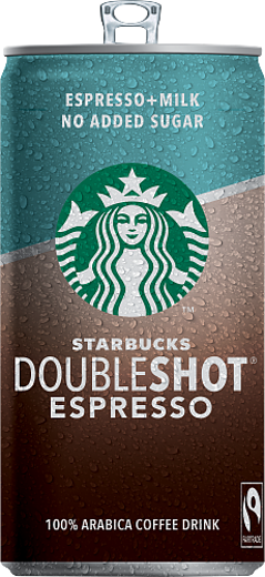 Doubleshot Espresso No Added Sugar