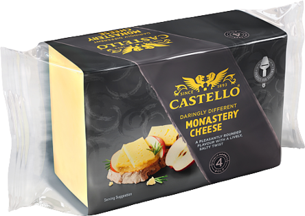 Daringly Different Monastery Cheese