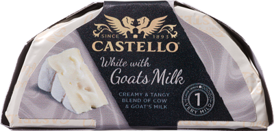White with Goats' Milk