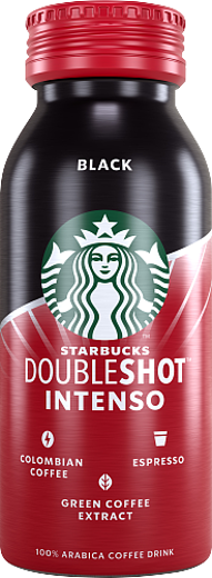 Doubleshot Intenso Black