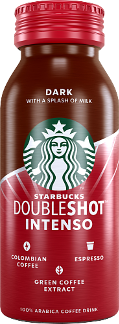 Doubleshot Intenso Dark