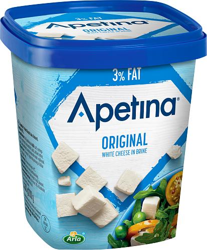 Apetina® 3 % kuutiot 200 g