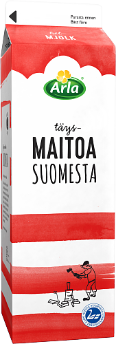 Arla Maitoa Suomesta Täysmaito Suomi (ESL) 1 l