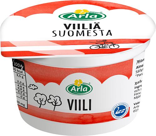 Arla® Viiliä Suomesta 200 g