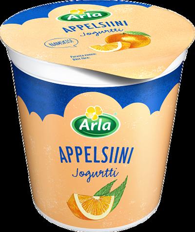 Appelsiinijogurtti