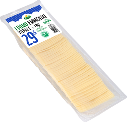 Emmental viipale 29 %