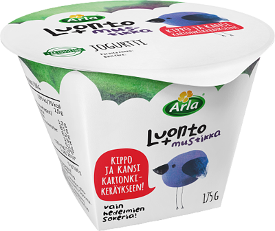 mustikkajogurtti laktoositon