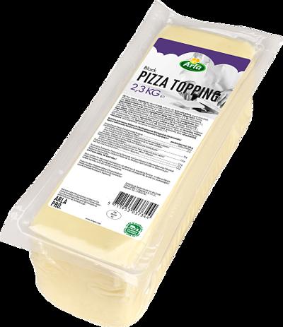 Pizzatopping juusto 22%