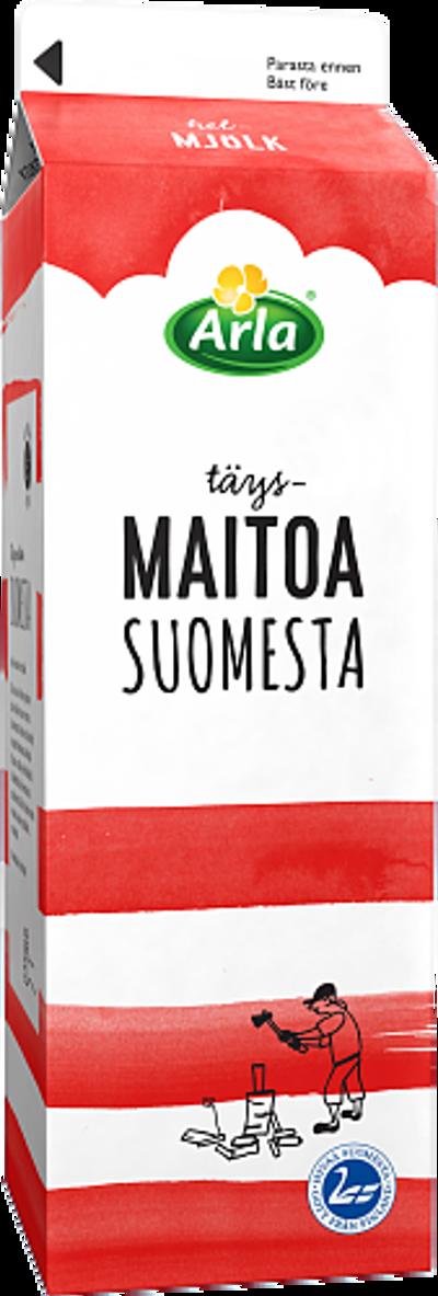 Täysmaito Suomi (ESL)