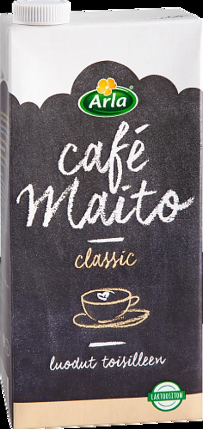 Café-maito laktoositon (UHT)