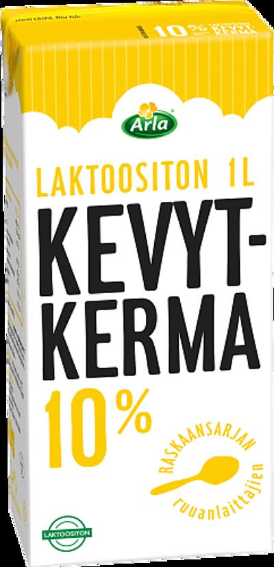 Kevytkerma laktoositon (UHT)