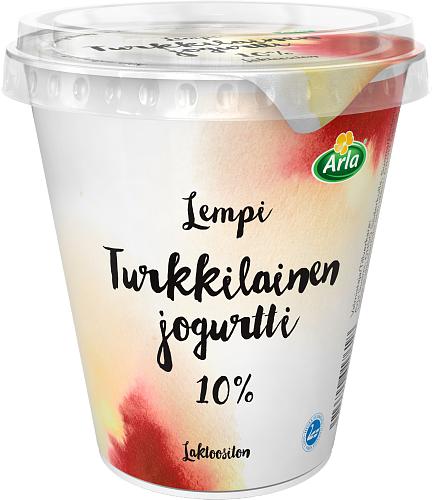 Turkkilainen jogurtti 10 % laktoositon