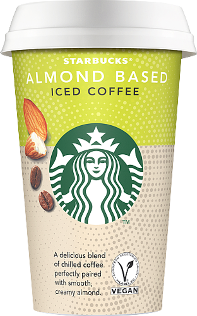 Almond Plant based