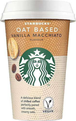Starbucks® Plant Based Oat Vanilla 200 g/220 ml