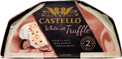 White with Truffle