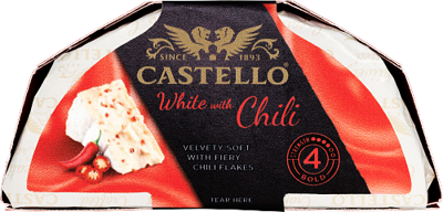 White with Red Chili valkohomejuusto